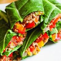 Tacos végétariens inoubliables