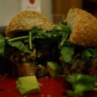 Burgers végétariens