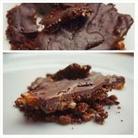 Brownie inédit (vegan et cru)