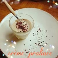 Crème pralinée (vegan)